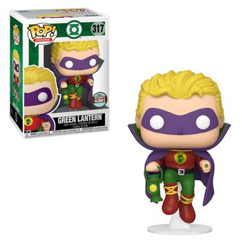 image de Green Lantern (Alan Scott)