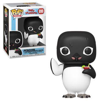 image de Penguin with Cocktail