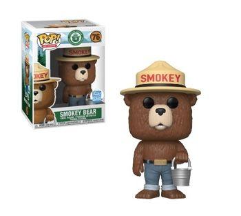 image de Smokey Bear (with Bucket)
