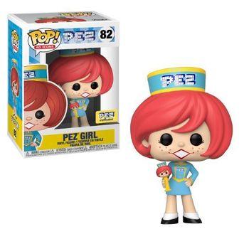 image de Pez Girl (Red Hair)