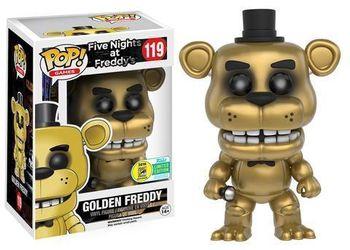 image de Golden Freddy [SDCC]