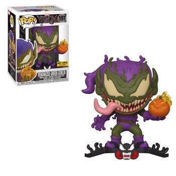 image de Venomized Green Goblin