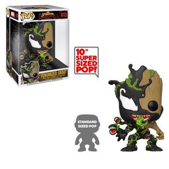 image de Venomized Groot #613 (10inch, Bobble-Head)