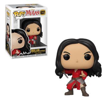 image de Mulan (Warrior) (Live Action)