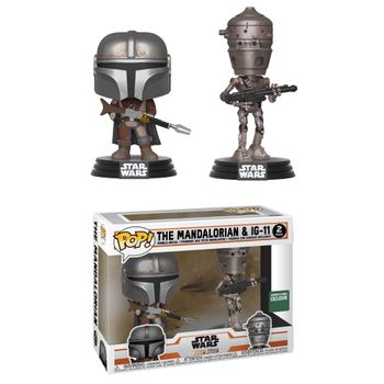 image de The Mandalorian & IG-11 (2-Pack)