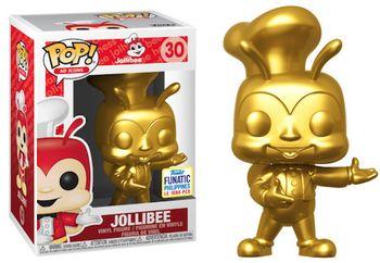 image de Jollibee (Gold Metallic)