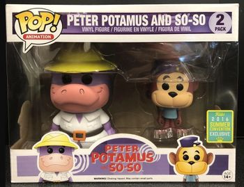 image de Peter Potamus and So-So (2-Pack) [Summer Convention]