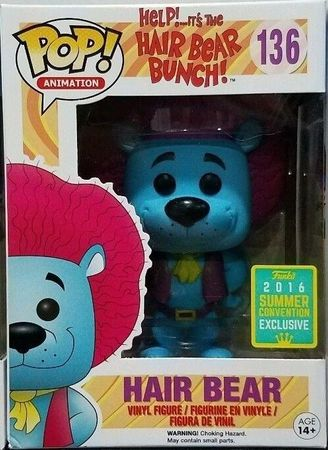 image de Hair Bear (Blue) [Summer Convention]