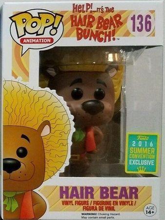 image de Hair Bear (Brown) [Summer Convention]