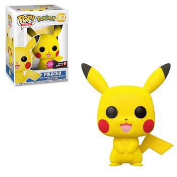 image de Pikachu (Flocked)