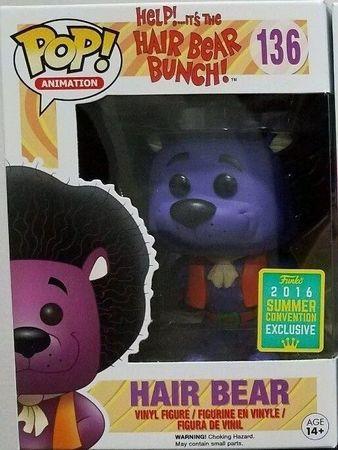 image de Hair Bear (Purple) [Summer Convention]