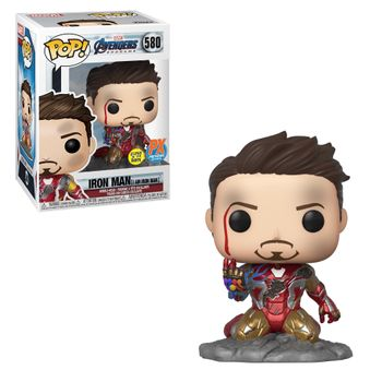 "image de Iron Man ""I am Iron Man"" #580 (Glow, Bobble-Head) [PX Previews]"