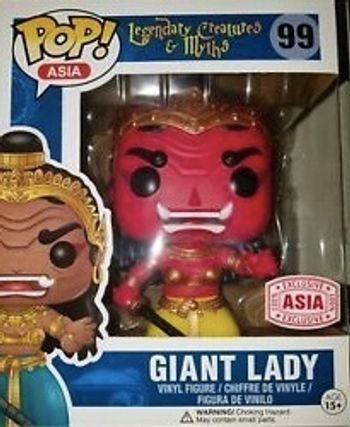 image de Giant Lady (Red)