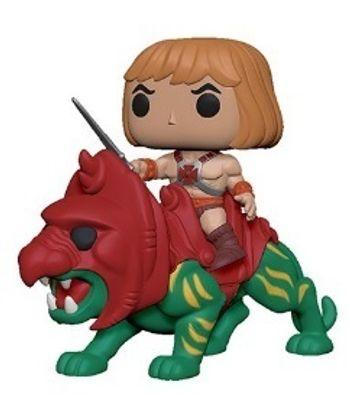 image de He-Man on Battle Cat