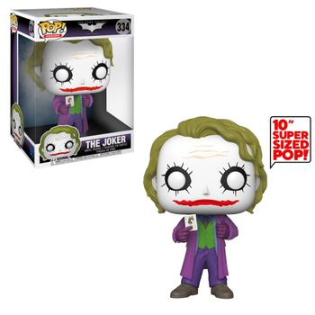 image de The Joker (Dark Knight) (10-Inch)