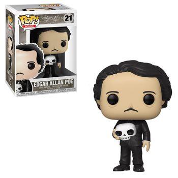 image de Edgar Allan Poe (Skull)