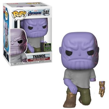 image de Thanos (Detachable Arm) [Spring Convention]