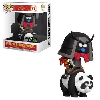 image de Mushu Riding Panda [ECCC]