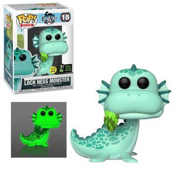 image de Loch Ness Monster (Glow in the Dark) [ECCC]