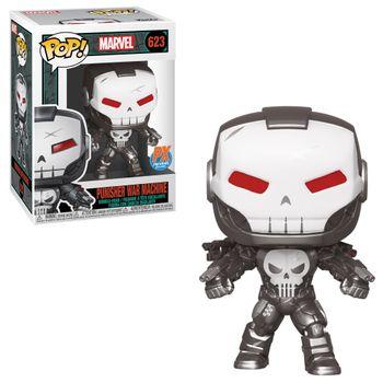 image de Punisher War Machine (Metallic)