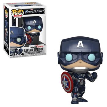 image de Captain America (Avengers Game)