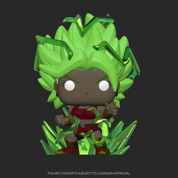 image de Super Saiyan Kale (Energy) (Glow in the Dark)