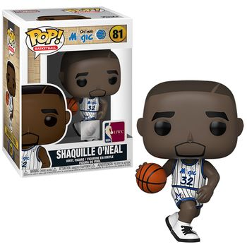 image de Shaquille O'Neal (Magic Home Jersey)