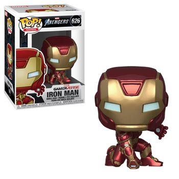 image de Iron Man (Avengers Game)