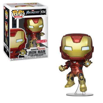 image de Iron Man (Avengers Game) (Action Pose)