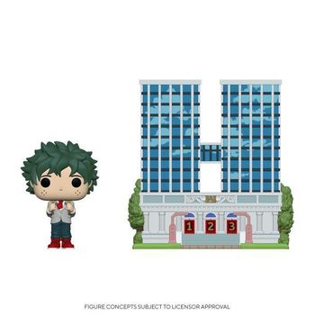 image de Deku in Uniform with High School