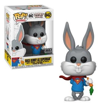 image de Bugs Bunny as Superman