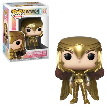 image de Wonder Woman Golden Armor