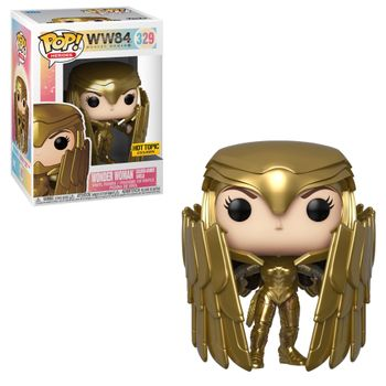 image de Wonder Woman Golden Armor Shield