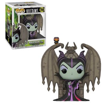 image de Maleficent on Throne