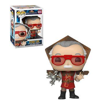 image de Stan Lee in Ragnarok Outfit