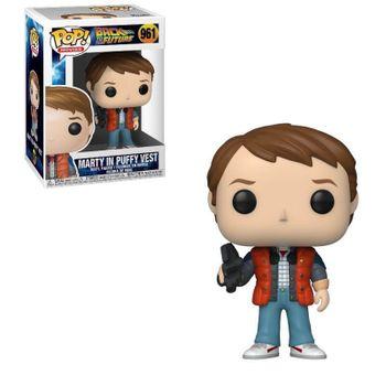 image de Marty in Puffy Vest