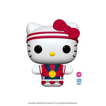 image de Hello Kitty (Gold Medal) (Flocked)