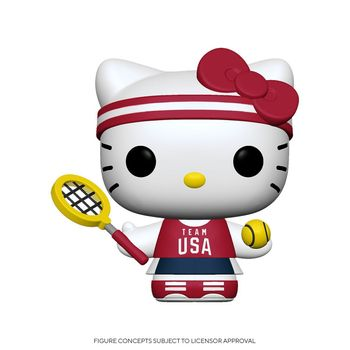 image de Hello Kitty (Tennis)