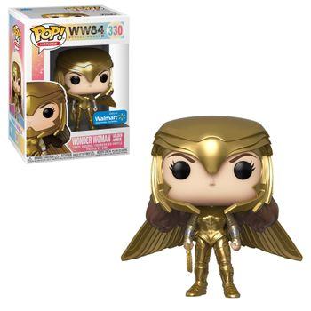 image de Wonder Woman Golden Armor (Wings Out)