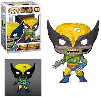image de Zombie Wolverine (Glow)