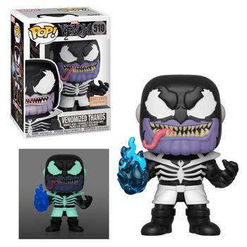 image de Venomized Thanos (Glow in the Dark)