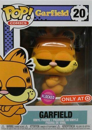 image de Garfield #20 (Flocked) [Target]