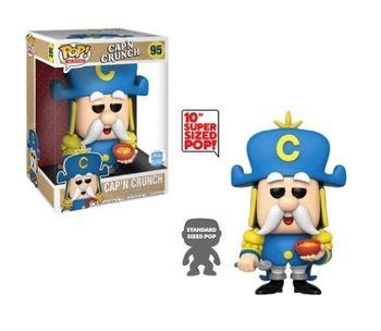 image de Cap 'N Crunch (10-Inch)