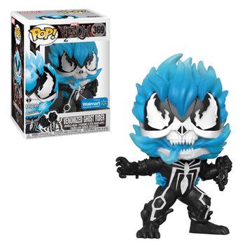 image de Venomized Ghost Rider (Blue)