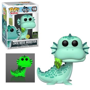 image de Loch Ness Monster (Glow in the Dark) [Spring Convention]