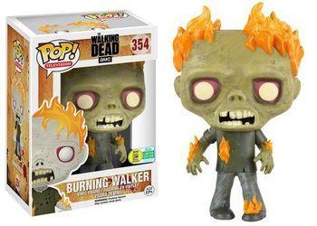 image de Burning Walker [SDCC]
