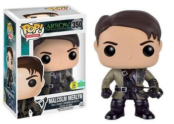 image de Malcolm Merlyn [SDCC]