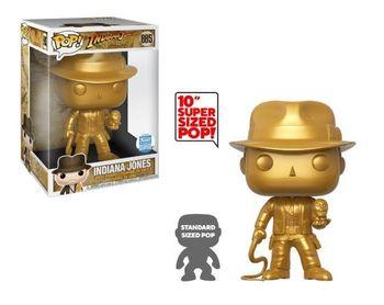 image de Indiana Jones (Gold) (Metallic) (10-Inch)