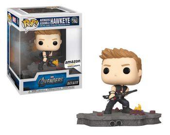 image de Avengers Assemble: Hawkeye