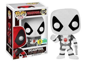 image de Deadpool (Movie) (Thumbs Up) (White) [SDCC]